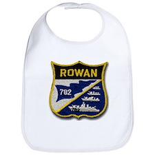 USS ROWAN Bib