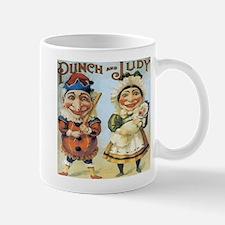 Punch and Judy Mugs