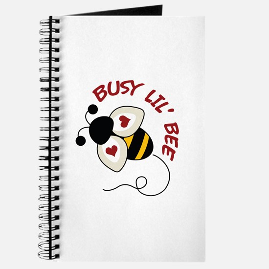 Busy Lil' Bee Journal