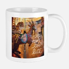 It's Never Too Late, Merry Animals Mugs