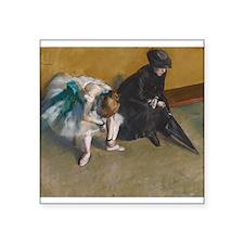 Degas Waiting Sticker