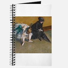 Degas Waiting Journal