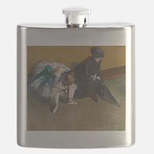 Degas Waiting Flask