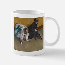 Degas Waiting Mugs