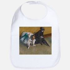 Degas Waiting Bib
