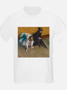 Degas Waiting T-Shirt