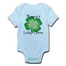 Mommys lucky charm Body Suit