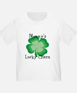 Mommys lucky charm T-Shirt