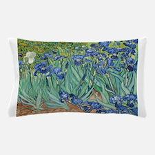 Van Gogh Irises Pillow Case