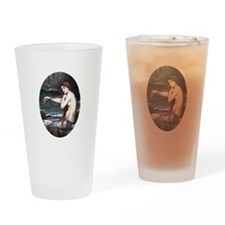 Waterhouse Mermaid Drinking Glass