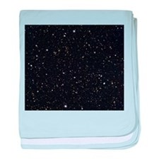Space North baby blanket