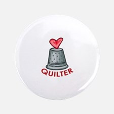 """Quilter 3.5"""" Button"""