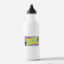 One Stop Doo Wop Shop Water Bottle