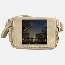 Washington Monument Messenger Bag