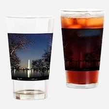 Washington Monument Drinking Glass