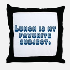 Back to school T-shirts Gifts Throw Pillow