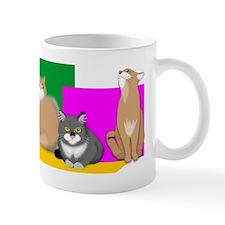 Cats we love Mug
