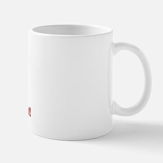 """""""Coed Naked Geocaching"""" Mug"""