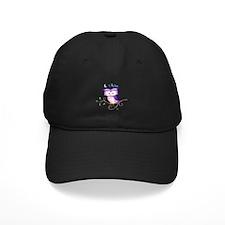 OWL ON BRANCH Baseball Hat