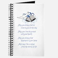 WEDDING WISHES Journal