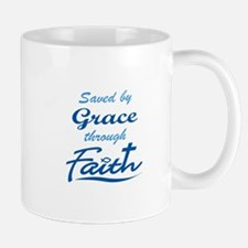 GRACE THROUGH FAITH Mugs