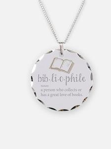 Bibliophile - Necklace