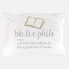 Bibliophile - Pillow Case