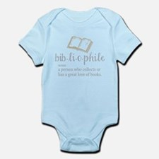 Bibliophile - Infant Bodysuit