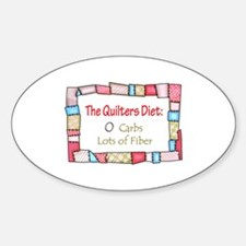 QUILTING HUMOR Stickers