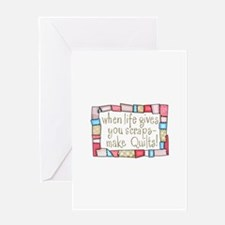 QUILTING HUMOR Greeting Cards