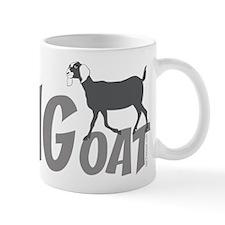 OMGoat Nubian Goat Mugs