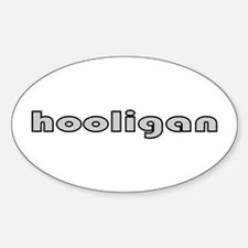 Hooligan Decal