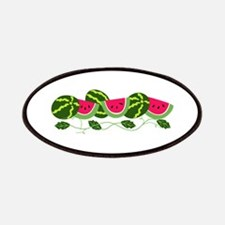 Watermelons Patch Patches