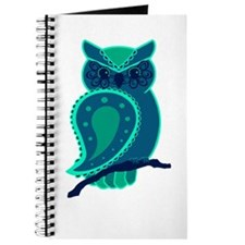 Turquoise Owl Journal