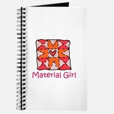 Material Girl Journal