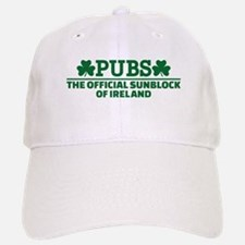 Pubs official sunblock of Ireland Baseball Baseball Cap