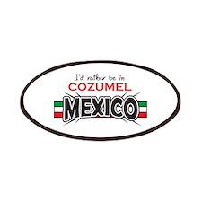 MEXICO APPLIQUE COZUMEL Patches