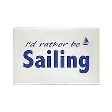 I'd rather be sailing Magnets