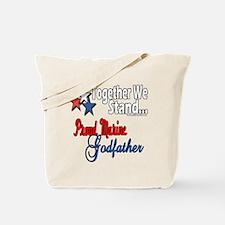 Marine Godfather Tote Bag