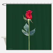Unique Hunter valentine Shower Curtain