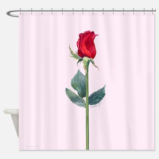 Cute Light pink Shower Curtain