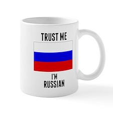 Trust Me Im Russian Mugs