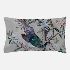 Asian pattern on wallpaper Pillow Case
