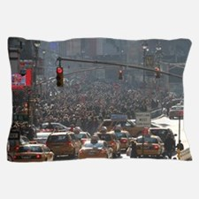 New York Times Square Pro Photo Pillow Case