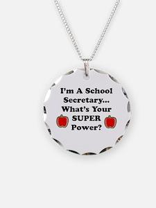 I secretary.png Necklace