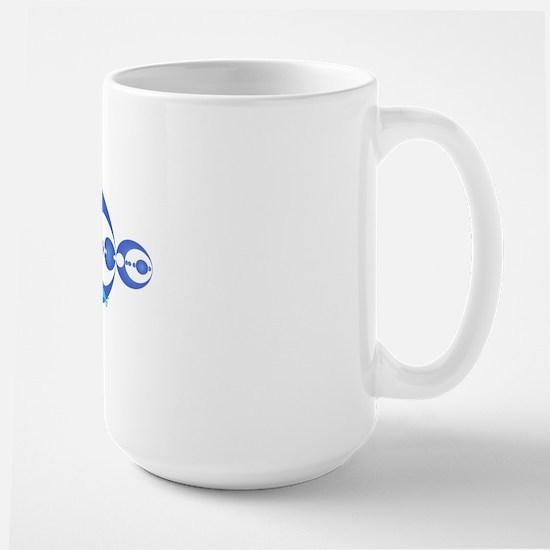 Andorian Emblem Large Mug