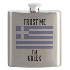 Trust Me Im Greek Flask