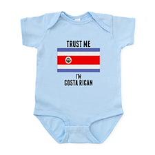 Trust Me Im Costa Rican Body Suit