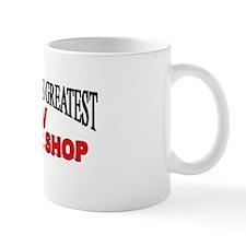 """The World's Greatest TV Repair Shop"" Mug"