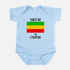 Trust Me Im Ethiopian Body Suit
